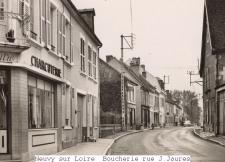 Boucherie rue J.Jaures