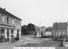 Café Hélliard 1955