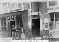 Café du Port en 1936
