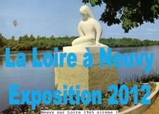 La Loire à Neuvy Exposition 2012