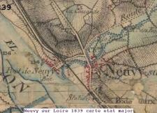 1839 carte etat major