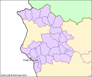 Canton Pouilly