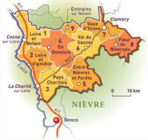 Le Pays Bourgogne Nivernaise
